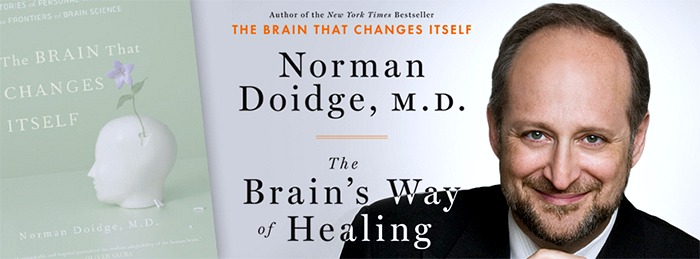 Dr. Norman Doidge